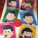 おそ松さんファン必見!6つ子がすき家に全員集合!オリジナルステッカーがもらえる店舗は県内4店舗!