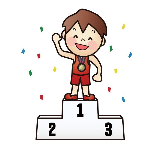表彰 メダル オリンピック 優勝