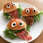 簡単かわいい「お化けサンドイッチパン」!!ハロウィン用だけにするのは勿体ない、朝食やおやつにもぴったりです。