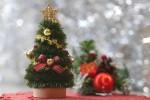 JEUGIAイオンモール草津の一日講座で自分だけのクリスマスグッズを作ろう♪【12月2日】デコパージュでクリスマスのもみの木を作りましょう!!