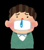 鼻の下のガサガサ予防!小さい子どもの鼻水はコレで拭いています。