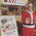 今年のクリスマスはケンタッキーチキン食べ放題にする!?チキン以外にカーネルオリジナルレシピを再現したメニューなど常時60種類が食べ放題。これでもかというくらいチキンが食べられます。