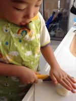 こども用調理器具セット、こどもはもちろん大人も重宝しています♪