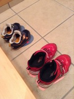 こどもが靴を自分から揃えてくれる魔法のシール☆