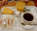 朝から行動したいときに!京都駅で税込370円のコスパ良好モーニング!!