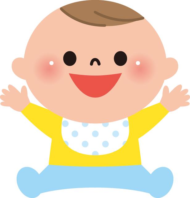 赤ちゃん 笑う 喜ぶ