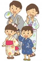 """<草津市>ひとりで浴衣が着られたら、この夏はきっと楽しくなりそう!受講料無料の""""ゆかたとマナーの親子教室""""、ただ今参加者募集中♪"""