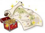 滋賀県全域を使ったリアル宝探しがいよいよ開幕!宝箱を探すため、この夏は家族で滋賀県を探検しよう。