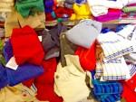 不要になった洋服を役立てよう!イオンモール草津でワールド「エコロモキャンペーン」が開催中!すぐに使える金券と交換できます♪