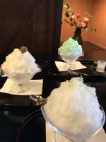 ふわっふわのかき氷が魅力!老舗甘味処のオトナかき氷がアツイ!!