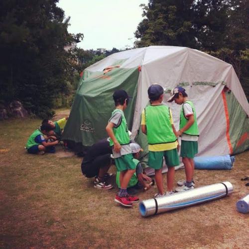THE!サマーキャンプ②