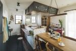 オリジナルのキッチンカウンターはママのあこがれ♪カフェのようなカウンターを見てみよう!