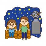 """7月から""""ドラえもん""""のプラネタリウムが始まります!夏休み期間中も投影されます!☆大人400円・小中高校生200円・幼児無料"""