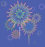 まだまだあるよ花火大会。9月9日(土)の鈴鹿げんき花火大会は東海地方最大級の花火が海から打ち上がる!