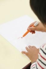 ベビーから始められる「絵画教室」に参加してみませんか!子どもの感性を豊かにします!☆要申込、参加費500円