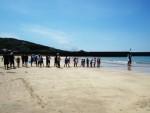 「びわ湖漁の日」に地引網体験をしませんか!☆要申込、小学生300円、幼児(4歳~)無料
