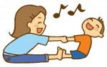 親子のコミュニケーション、スキンシップで心も体も成長しよう!9月20日はイオンモール草津にて「親子ふれあい体操」開催☆要申込、参加無料♪