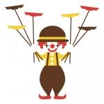【11月18日】親子でチャレンジ☆西武大津店で大道芸の皿回しを体験しよう!参加無料♪