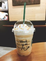 スターバックス コーヒー ジャパンから、初のハロウィン限定ドリンク『ハロウィーン ミステリー フラペチーノ』が登場!10月25日から31日までの一週間限定ですよ!