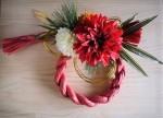 お正月が待ち遠しい!!お花のしめ縄飾りワークショップでいつもと違う新年のしつらえを♪