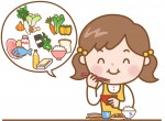 """<12月17日>あなたの大好きなメニューは☆いくつ?申込不要、約15分のお手軽""""食育イベント""""がコープもりやまで開催!"""