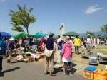 知ろう!つなごう!市民の輪!第13回 『もりやま市民活動屋台村』が開催。食べ物の販売の他に、スタンプラリーやフリーマーケットも♪
