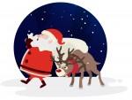 【12月23日・子ども映画会】今月はクリスマスがテーマ!親子でほっこりした時間を☆入場無料♪