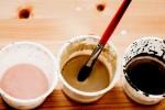 アウトレットパーク竜王で手作り教室、キッズレジャーパークが開催♪お皿の絵付け体験、ブローチ作りにクリスマスランタンつくり!!