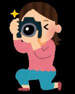カメラ教室 年賀状は子供のとびっきりの姿を撮影しよう!!