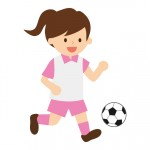 <9月8日>プロの試合の前に、スタジアムで開催される親子サッカー教室!参加者には当日の観戦チケットがもらえるよ♪
