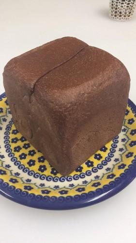 12月シガマンマ画像 ココア食パン