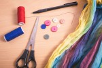 親子でお裁縫チャレンジ!忍者のワッペンを作ろう!