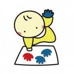 【10月27日】瀬田公園体育館にて「手形アート教室」開催☆なめても大丈夫な材料なので赤ちゃんでも安心♪申込受付10月4日から!