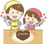 2月10日は京都府長岡京市で平和堂主催の「バレンタインお菓子教室」が開催!参加無料、参加者募集中♪