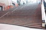 京都駅ビルの171段の階段を駆け上がる!京都駅の冬の風物詩「大階段駆け上がり大会」は2月23日開催☆観覧無料♪