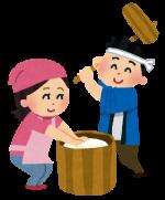 【1月20日(土)・21日(日)】道の駅アグリの郷栗東にて新春もちつき開催!先着50名無料ふるまい♪