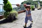びわ湖こどもの国で、第12回ちびっこマラソン大会!!親子での参加もOKです!