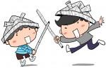 総勢100人!びわ湖こどもの国で「チャンバラ合戦!春の陣」開催☆参加費100円・申込受付は2月21日より!