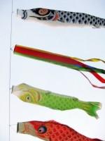 カラフルなオリジナル鯉のぼりを作ろう!参加者で巨大な鯉のぼりを作ります!☆事前申込不要、参加無料