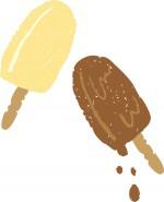 3月1日よりシャトレーゼから発売の「チョコバッキー」(税込60円)はチョコどっさり!3月16・17日には各店舗500本ずつの無料配布が行われます!