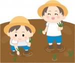 【5月20日】田植えの季節!「第6回とらひめ田んぼアート」開催☆カレーライスとお茶付きで参加費500円、小学生以下無料♪