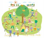 左京から繋がるお祭り「左京ワンダーランド」マルシェやライブステージ等1日楽しめます!春のお出かけに家族で出かけませんか☆