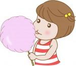 4月29日はフェリエ南草津で「綿菓子プレゼント」が開催!お買い物ついでに美味しい綿菓子でほっと一息♪