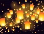 日本最大級!2日間で約3,000個のランタンが夜空に舞い上がる!5月3日・4日に「スカイランタンフェスティバルin三井アウトレットパーク滋賀竜王」開催☆