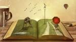大人のための朗読ライブ「音の風景」が野洲図書館で開催!本の世界でほっと一息♪