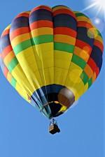 各務原市・かさだ広場で熱気球に乗って空からの眺めを楽しもう!びわ湖とは違った景色が楽しめるかも?※要事前申込