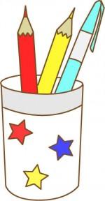 夏休みの自由課題にポーセラーツに挑戦しよう!貯金箱かペン立てが作れます!☆要申込