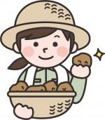 道の駅かがみの里竜王で「じゃがいも掘り」がオープン!栄養豊富な新じゃがいもをたくさん味わおう♪