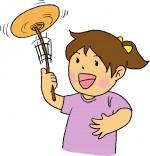《7月22日》西武大津店で「大道芸ってナニするの?」が開催!親子で皿回しにチャレンジしよう!参加無料♪