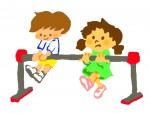 【守山市】夏休み逆上がり・跳び箱集中レッスン。跳び箱や鉄棒が苦手な子も運動が好きな子も楽しみながら能力アップをめざそう!